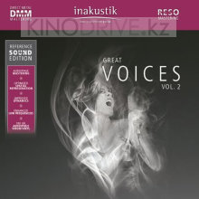 Виниловая пластинка Inakustik LP RESO: Great Voices, Vol. II (2 LP)