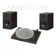 Комплект Pro-Ject Jukebox S2 + Speaker Box 5 S2 Эвкалипт