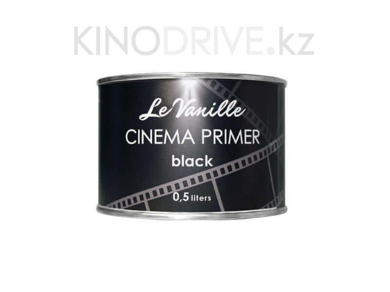 Базовое покрытие Le Vanille Screen Cinema Primer Black 0,5л